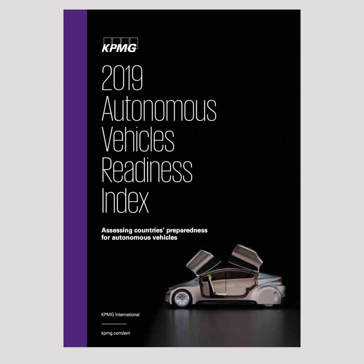 UK drops to 7th in Autonomous Vehicles Readiness Index