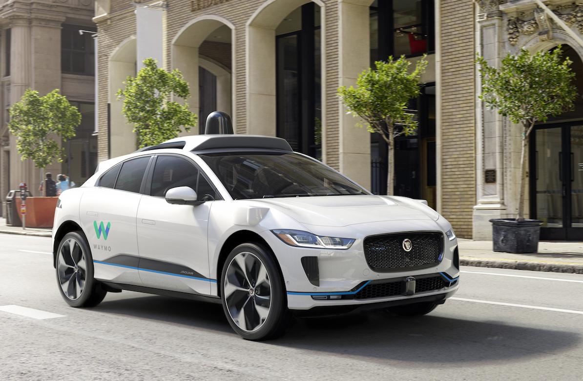 Must-see: Waymo's driverless police stop