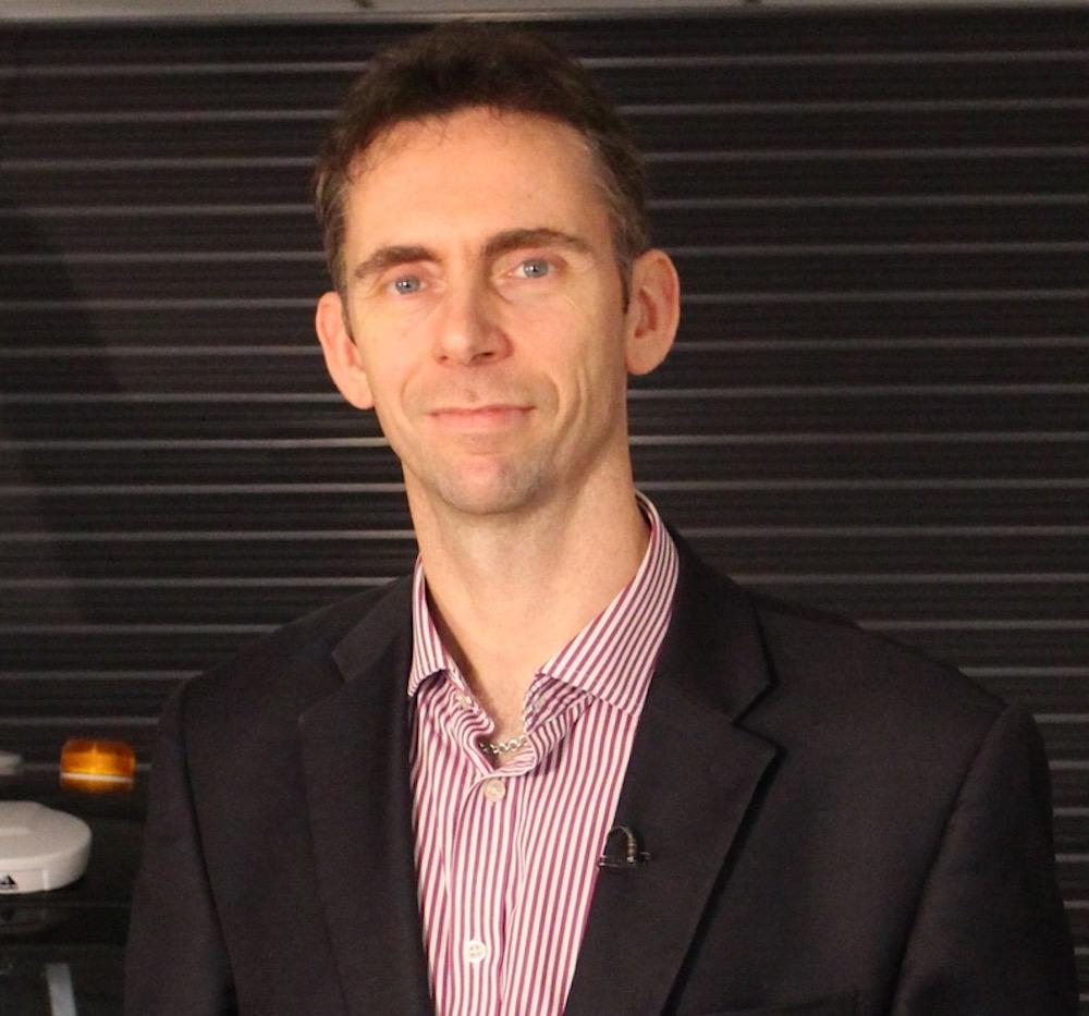Jim Hutchinson, CEO of Fusion Processing