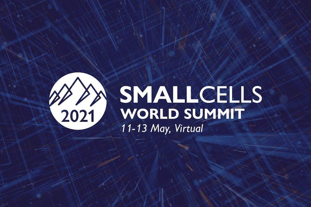 Small Cells World Summit 2021 logo