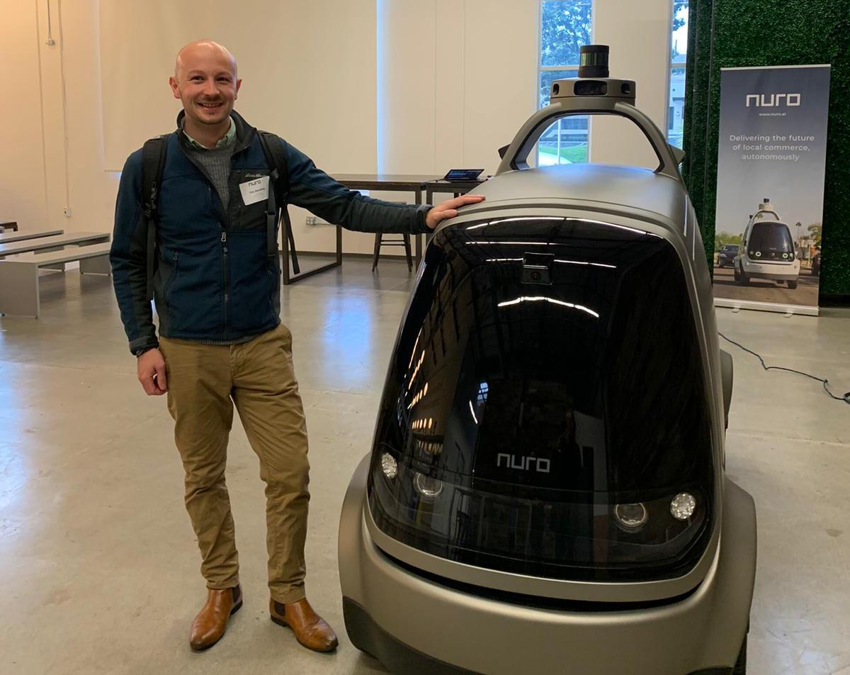 World Economic Forum: UK provides leadership on autonomous mobility