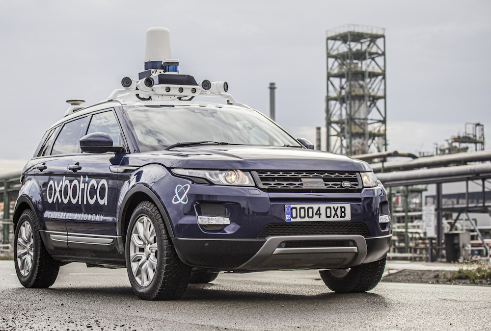 Has the driverless car revolution stalled? Not at Oxbotica