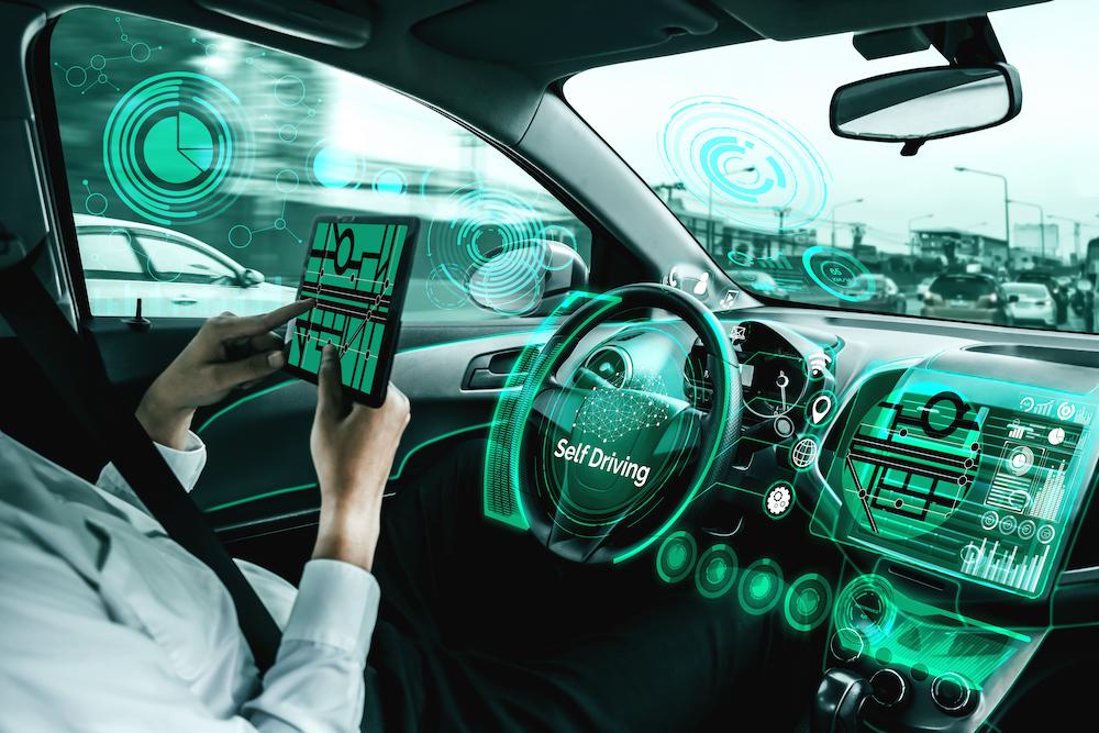 Connected car data (via iStock)